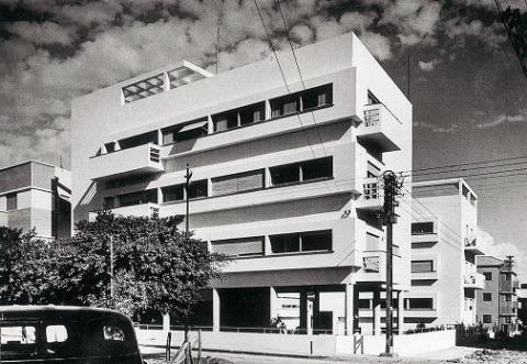 יצחק קלטר, בית אנגל, תל-אביב, כנראה 1940
